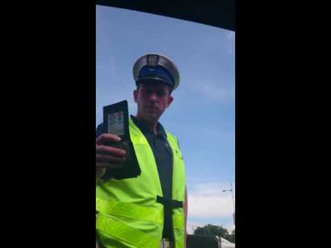 Łódzka Policja I Kompletny Brak Przeszkolenia KMP WRD Łódz