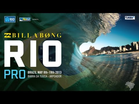 Billabong Pro Rio Teaser 2013