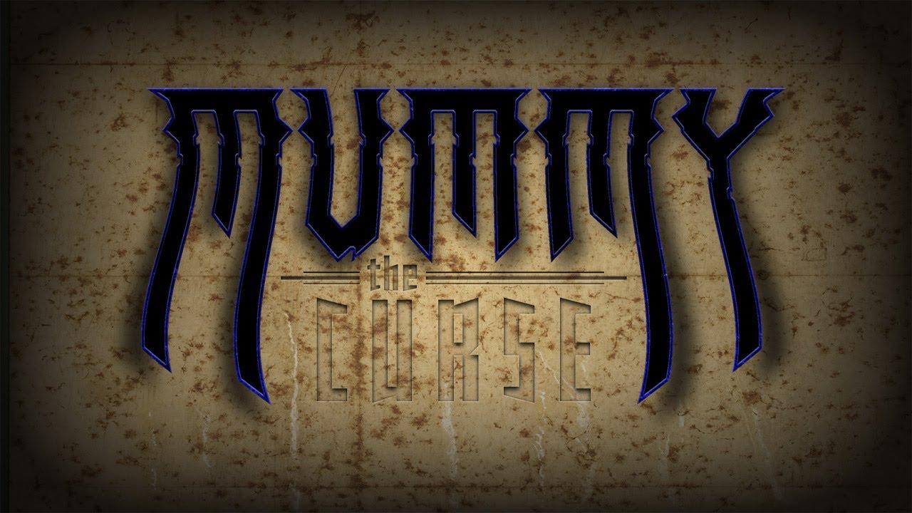 Mummy The Curse Gencon 2012 Youtube