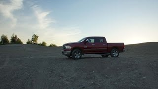 2015 RAM 1500 Big Horn Crew Cab 4X4 EcoDiesel - Review