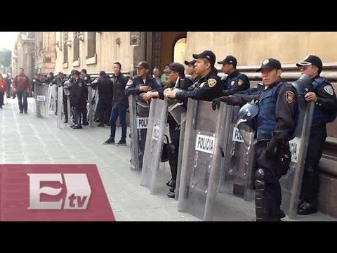 Preparan operativo del 2 de octubre en la Ciudad de México / Excélsior informa