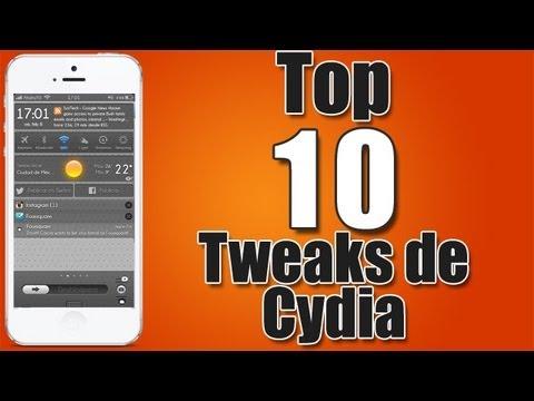 Top 10  Los mejores tweaks de cydia para iOS 6 En Español iPhone. iPod Touch. iPad