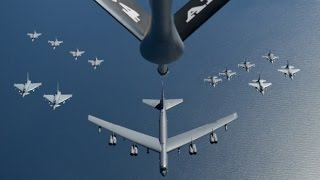 US Air Force FINAL WARNING for North Korean Military