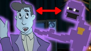 VLAD el Vampiro ES PURPLE GUY | FNAF Sister Location | The Inmortal And The Restless |