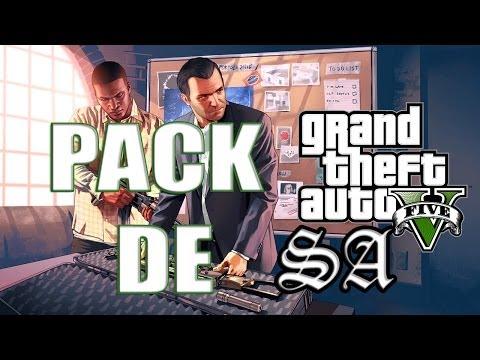 Pack Mods De GTA V Para GTA San Andreas [Loquendo]
