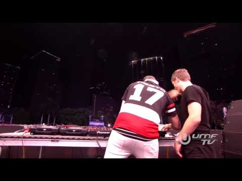 Martin Garrix & Tiësto - The Only Way Is Up Live at Ultra Music Festival 2015