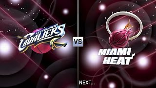 [PS4] NBA 2k15: Miami Heat vs Cleveland Cavaliers | Full Game (1080p)