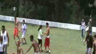 Gol de Firina / Gol contra dos goleiros Bruvio