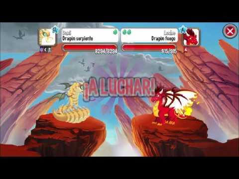 Dragón city-Dragon serpiente-review