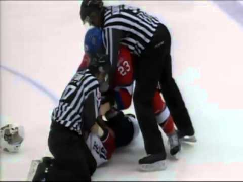Jackson Playfair vs Braden Christoffer Oct 10, 2014