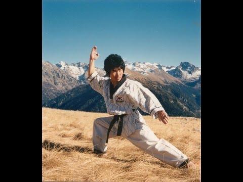 Démonstration Taekwondo Maitre Park Moon Soo Bercy 20 mars 2004