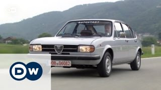 Short-lived History: Alfa Romeo Alfasud | Drive it!