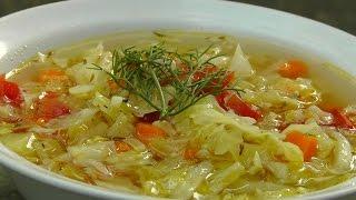 Download Lagu Vegan Vegetarian Greek Recipe: Cabbage Soup - Lahano Katsarolas Gratis STAFABAND