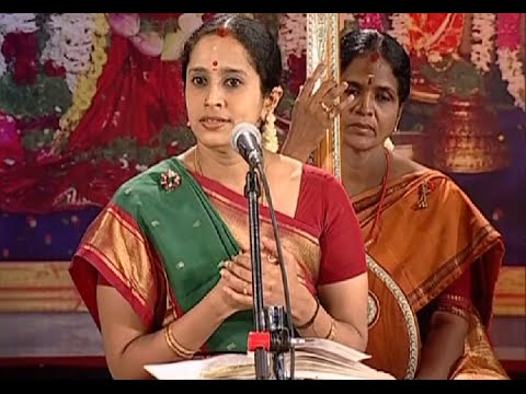 Sriandal Kalyanam By Smt. Vishaka Hari video
