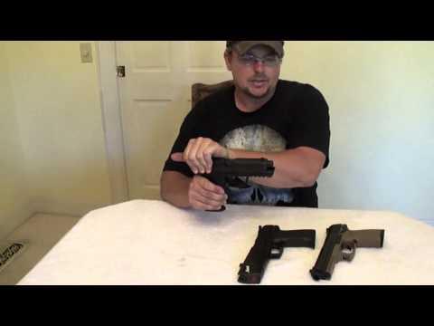 HK 45 The Ultimate Service Pistol