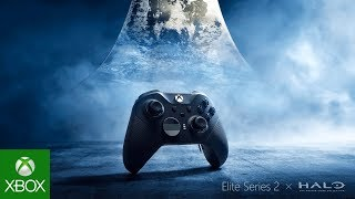 Xbox Elite Wireless Controller Series 2 | Halo MCC