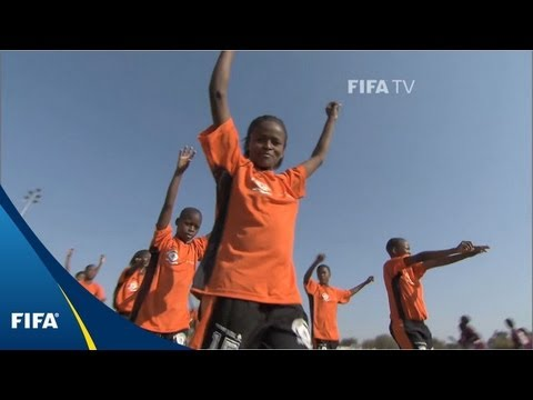 FIFA in Africa : Botswana 'destined for greatness'