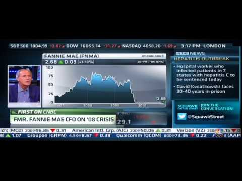 12-02-2013 CNBC - THE MORTGAGE WARS - AUTHOR - TIMOTHY HOWARD