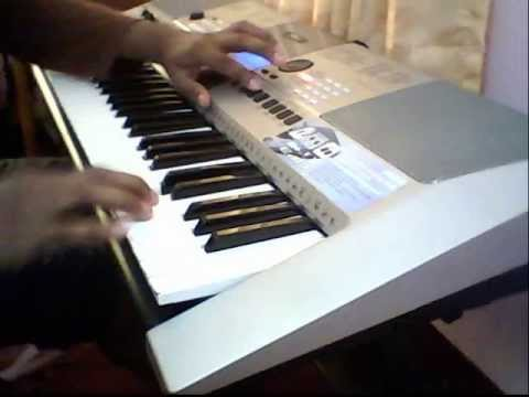 Navaduva nudiye  - Gandadagudi - keyboard cover (A Tribute to...