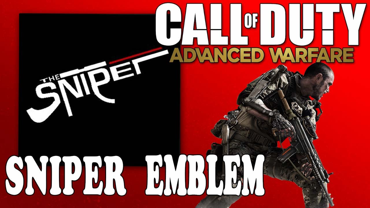 Warfare Snipers Sniper Cod Advanced Warfare