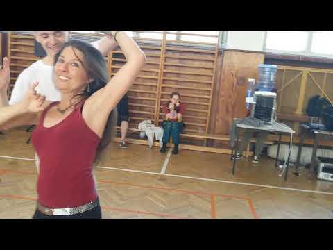 J&J Novice Heat1 Video8 ~ Zouk Soul
