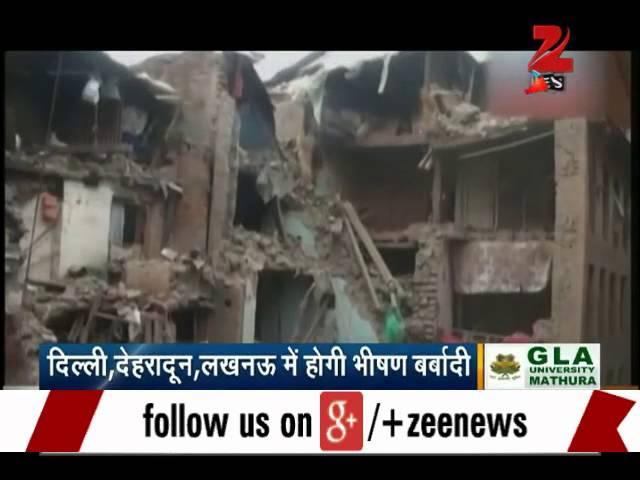 Is Delhi ready to face a major earthquake?