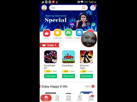 How to Download and Install 9apps app on Android, Tablets, Smartphones!