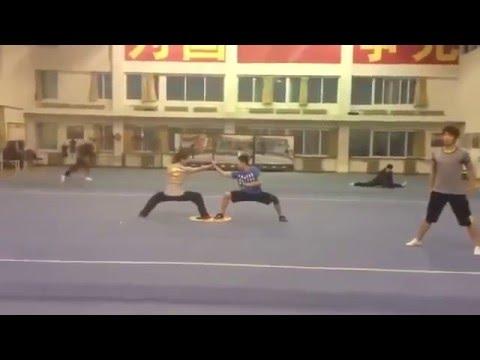 La mejor pelea de kung fu - Coreografía de artes marciales - Increíbles luchadores