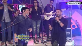 De Extremo a Extremo: Fernando Villalona ft. Marcos Yaroide - Alcanzar el Cielo