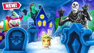 HALLOWEEN HIDE & SEEK In Fortnite!