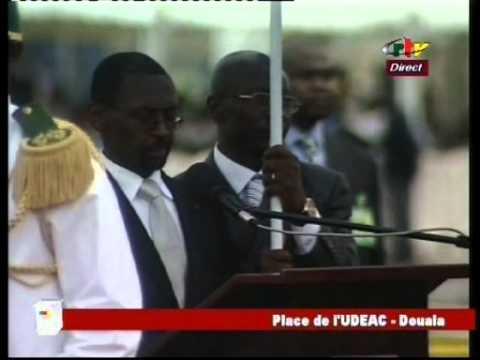 Le Président Paul Biya à Douala  06 Oct 20116 - Discours du Maire