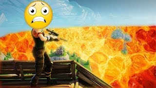 THE FLOOR IS LAVA CHALLENGE / Fortnite / THIS IS IMPOSSIBLE!