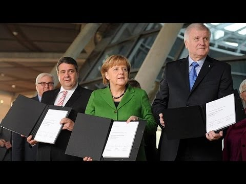 Allemagne : accord de coalition trouvé, un nouveau gouvernement avant Noël