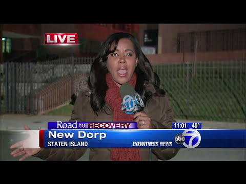 WABC-TV 11PM Open (November 2012)