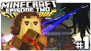 Minecraft Story Mode 2   ELLEGARD'S ULTIMATE COMMAND BLOCK! (Minecraft: Story Mode Episode 2) [1]