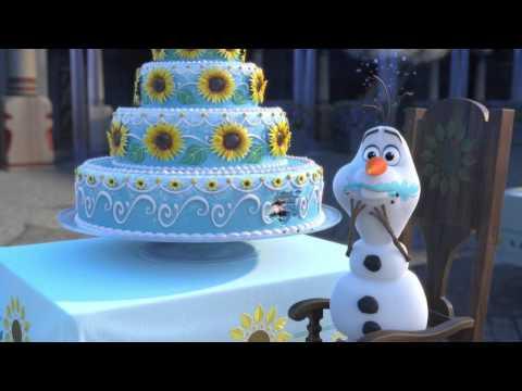 Frozen Fever/Frozen: Fiebre Congelada - Primer vistazo del cortometraje