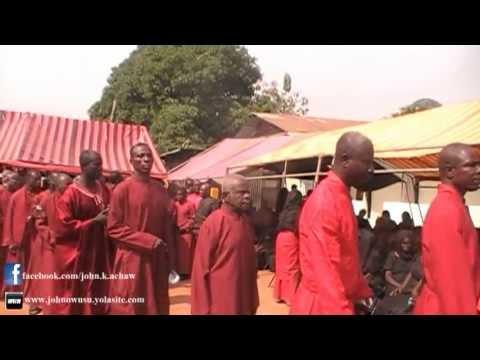 Opanin Amos Funeral video