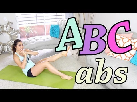 ABC Abs! | POP Pilates