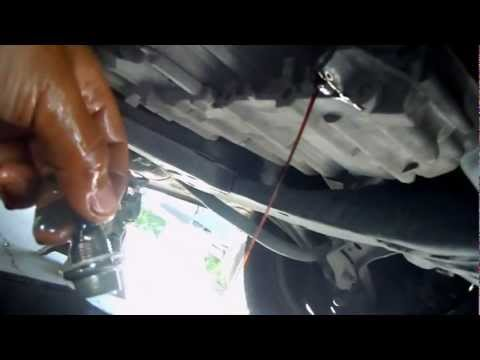 2008 Honda Civic Auto transmission Oil change (8th Generation)