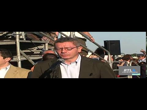 RTLh televisión - Simulacro de catástrofe en Madrid 2010.