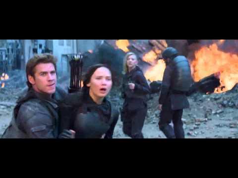 Juegos del Hambre: Sinsajo Parte 1 Tráiler (Hunger Games: Mockingjay Part 1)