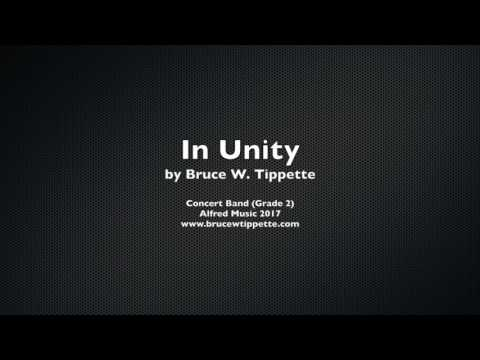 In Unity, by Bruce W. Tippette