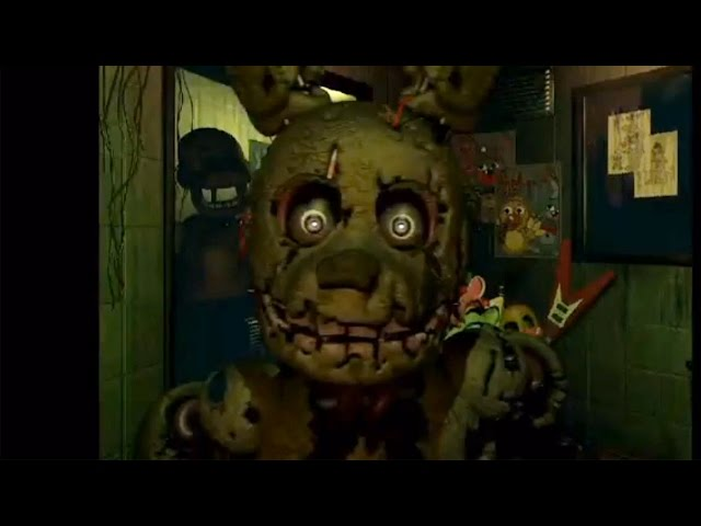 Five Nights at Freddy's 3 Reveal Trailer