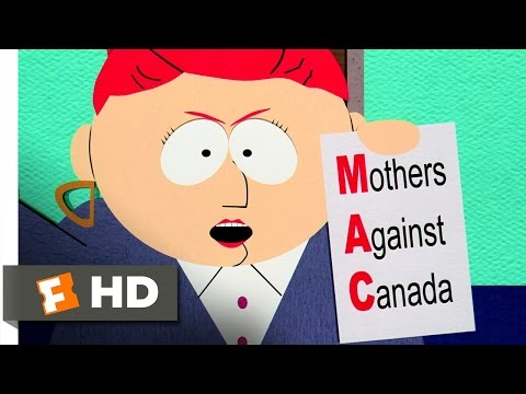 Blame Canada - South Park: Bigger Longer & Uncut (3/9) Movie CLIP (1999) HD