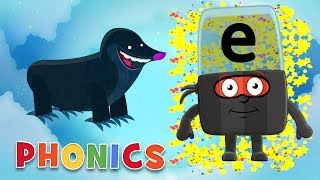 Alphablocks - Learn to Read | Mysterious Magic E | Phonics for Kids