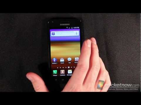 Video: Sprint Samsung Galaxy S II Epic 4G Touch Unboxing