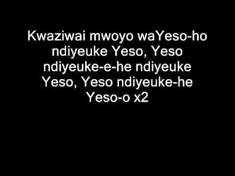 Zimbabwe Catholic Shona Songs - Mangwanani Namanheru with LYRICS.wmv