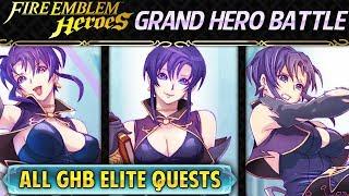 download musica Fire Emblem Heroes - Grand Hero Battle: Ursula INFERNAL All GHB Elite Quests Guide Minimal SI