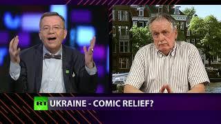 CrossTalk: Ukraine – Comic Relief?