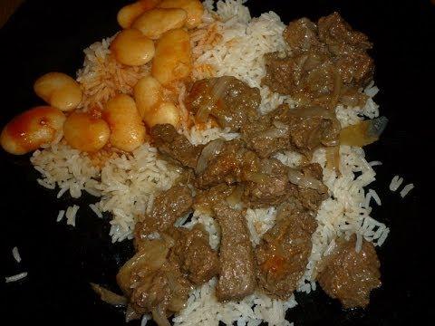 Как приготовить (жёсткое) мясо так чтобы оно таяло во рту :) Рецепт моего мужа/My Husband's Recipe